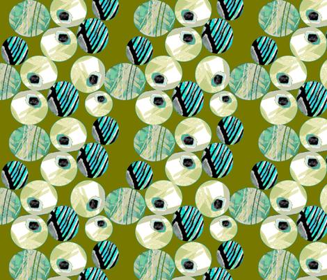 No Ordinary Dot fabric by joanmclemore on Spoonflower - custom fabric