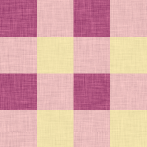 umbra_gingham_lilac fabric by holli_zollinger on Spoonflower - custom fabric