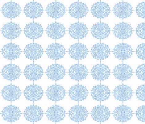 Life on the Farm-light blue fabric by kiwiandsteve on Spoonflower - custom fabric