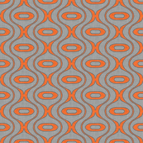 raindrop linen new orange