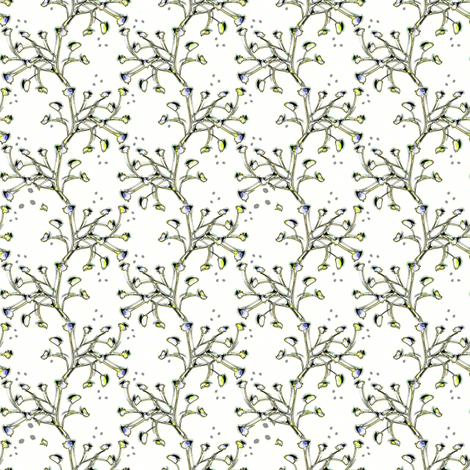 Branch textures fabric by joanmclemore on Spoonflower - custom fabric