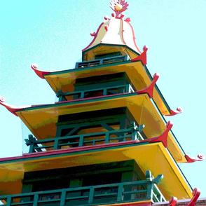 Pagoda Building