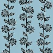 Blue Vine