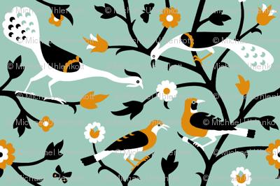 Persian Birds 612a