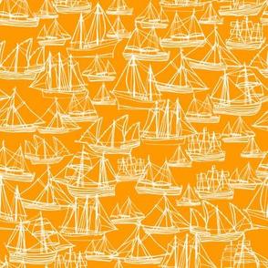 Sailing Ships - Melon