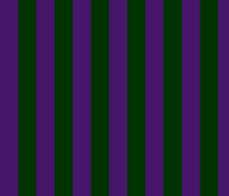 FDL stripe coordinate - purple green fabric by glimmericks on Spoonflower - custom fabric