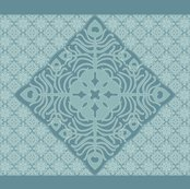 Rrpeacock_feather_butterfly_hawaiian_quilt3_marine-blue_aqua-revise-dk_shop_thumb