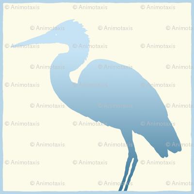 Great Egret 1, L