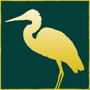 Great Egret 3, L