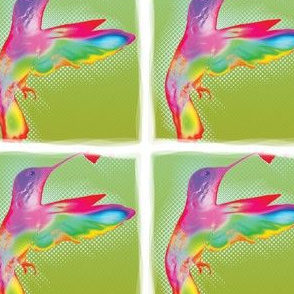 Hummingbird, S