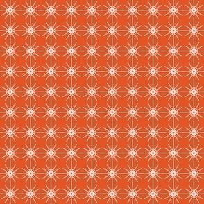 Tiny Line Art - Persimmon