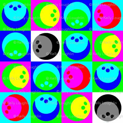 Cosmic Bowling Balls