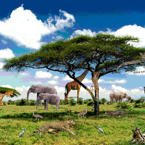 Out of the African Savannah