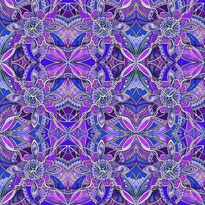 Diamond Vine (purple)