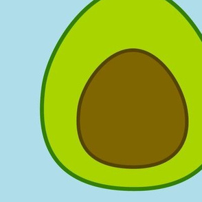 Large Avocado