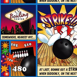 Bowling-Comics
