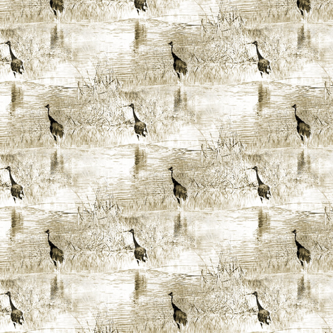 Early Arrival fabric by donna_kallner on Spoonflower - custom fabric