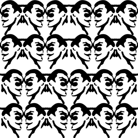 Spooky Dude fabric by brandymiller on Spoonflower - custom fabric