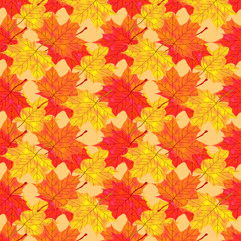 Autumn1 fabric by grannynan on Spoonflower - custom fabric