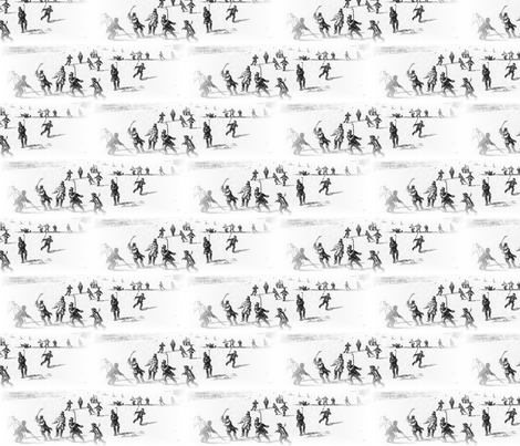skaters_2 fabric by whotookmyname on Spoonflower - custom fabric