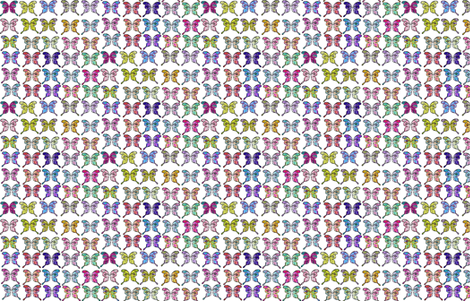 BUTTERFLY_FABRIC_TILE fabric by studio30 on Spoonflower - custom fabric