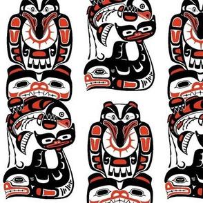 American Indian Totem #1