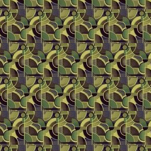 Muted Cubist