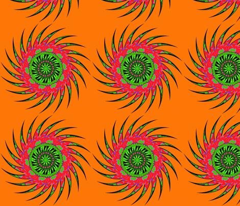 Swirled Vermont Flowers