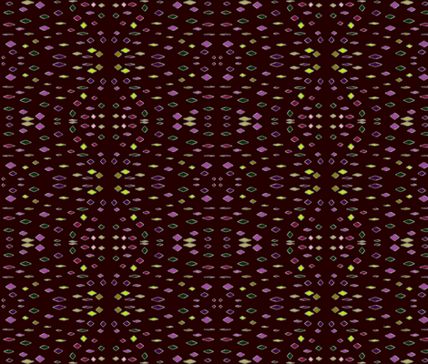 scattered jewels fabric by maria670_5 on Spoonflower - custom fabric