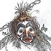 Grouse Mask