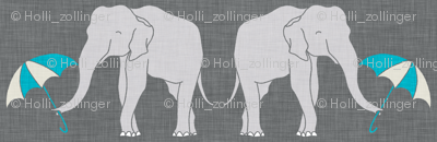 elephant_and_umbrella_turquoise