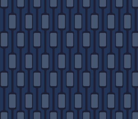 Mod Pods fabric by brainsarepretty on Spoonflower - custom fabric