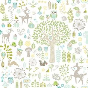 Woodland Wonderland