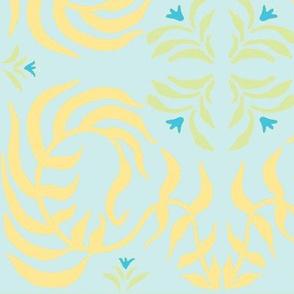 renaissance twist leaf