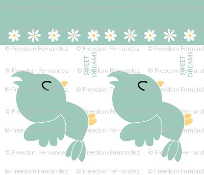 Bird's Pillow