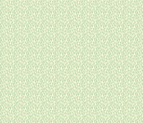 Leaves fabric by beeskneesindustries on Spoonflower - custom fabric