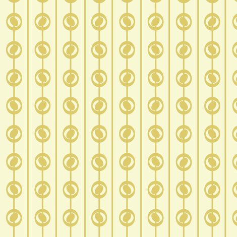 gold_dots_with_lines fabric by gsonge on Spoonflower - custom fabric