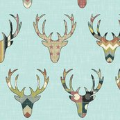 Rvintage_deer_head_aqua_st_sf_09072016_shop_thumb
