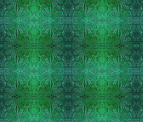 Emerald Foil 1500 fabric by wren_leyland on Spoonflower - custom fabric