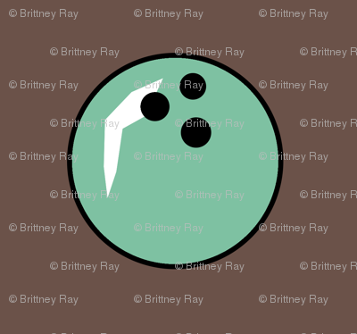 Bowling Ball Polka-dot