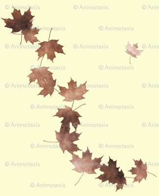 Maple Leaf Cascade 2, L