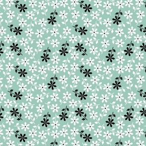 Hexy Flower (blue)