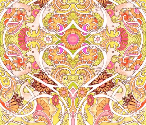 Llama Llove Child