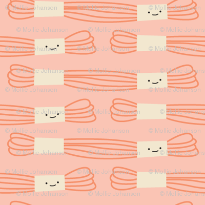 Craftiness! Orange Embroidery Floss