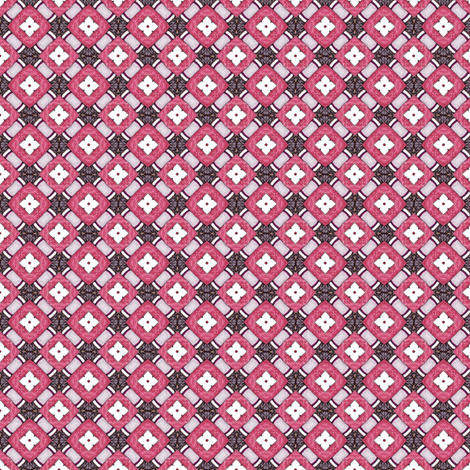 Parvati's Lattice fabric by siya on Spoonflower - custom fabric