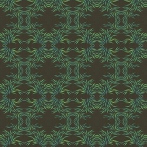 Grasses (blue/green)