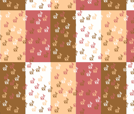 Autumn Migration fabric by sherryann on Spoonflower - custom fabric