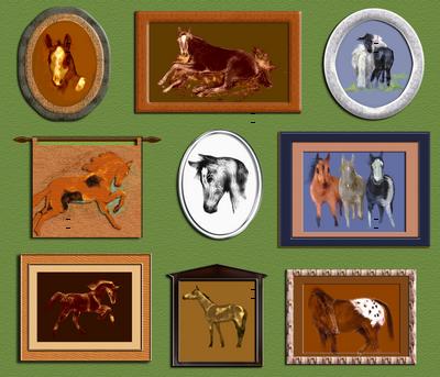 Horse Portraits 2