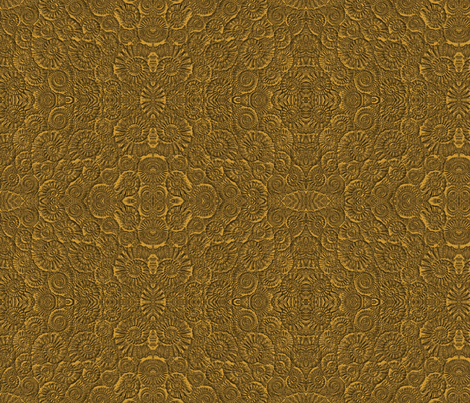 ammonite_fabric_3 fabric by whotookmyname on Spoonflower - custom fabric
