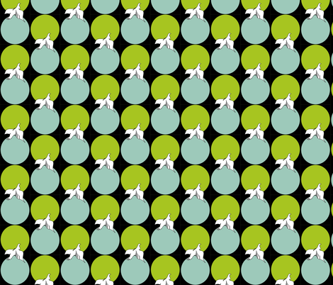 Spoonflower_Doves_for_Gallo fabric by jillstraw on Spoonflower - custom fabric